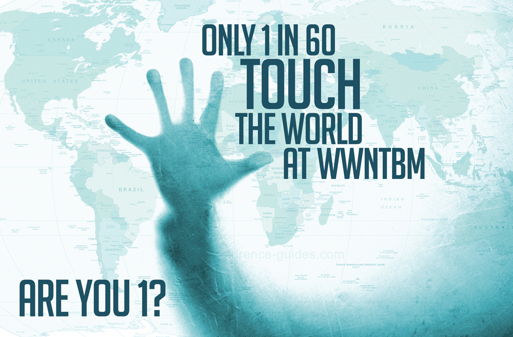 Touch the World
