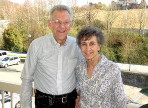 Al & Helga Bonikowsky