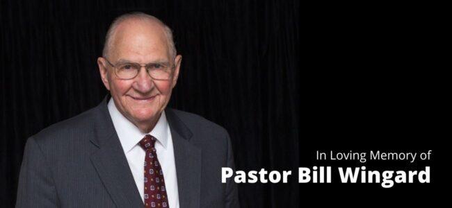 In Loving Memory of Brother Bill Wingard